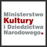 Ministerstwo Kultury i Dziedzictwa Narodowego Logotyp