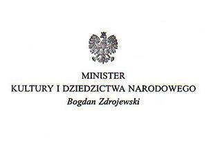 Roczne stypendium twórcze przyznane Annie Z. Błaszczyk od Ministra Kultury i Dziedzictwa Narodowego Bogdana Zdrojewskiego na realizację projektu